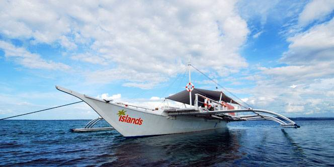 Islands Banca Cruises Boat
