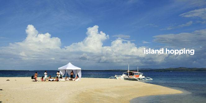 Islands Banca Cruises Cebu Philippines Island Hopping And More